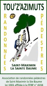 Tou'z'azimuts83 | Association de randonnées pédestres | Saint-Maximin – La Sainte Baume